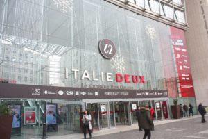 Façade Italie 2