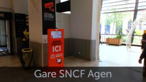 Gare SNCF Agen