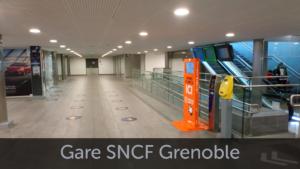 Gare SNCF Grenoble