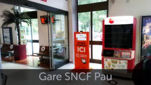 Gare SNCF Pau