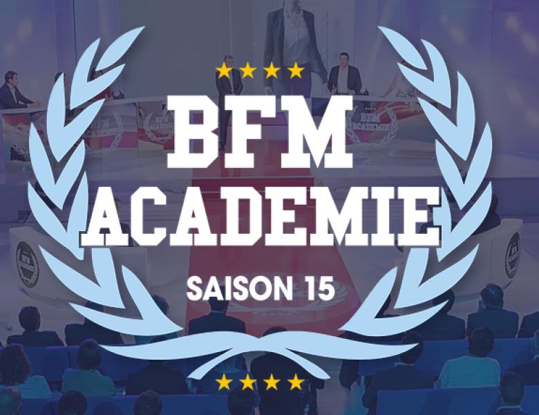Logo BFM Académie