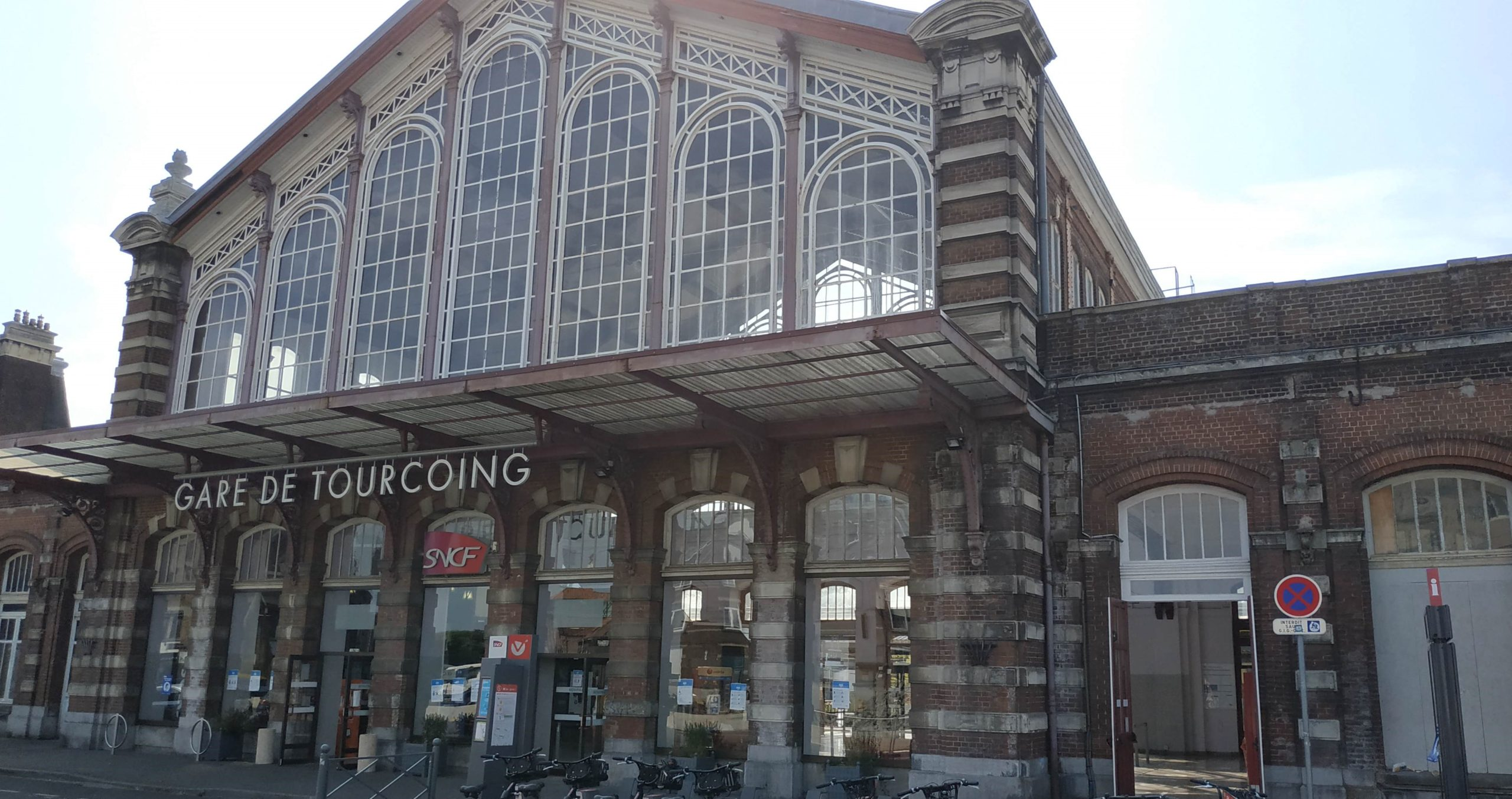 Façade Tourcoing