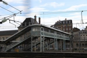 Gare Pantin
